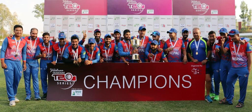 टी–२० मा नेपालको कीर्तिमानी जीत