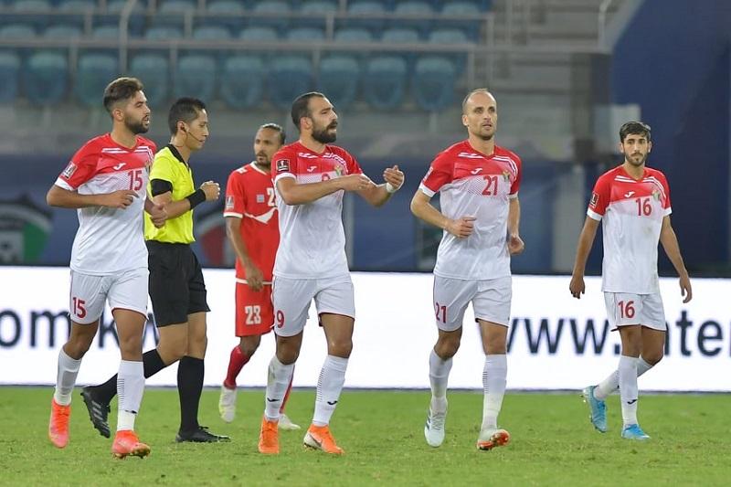 नेपाल जोर्डनसँग ३–० ले पराजित