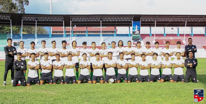 फिफा विश्वकप र एसिया कपकाे छनोटका लागि नेपालले आज ताइपेईसँग खेल्दै