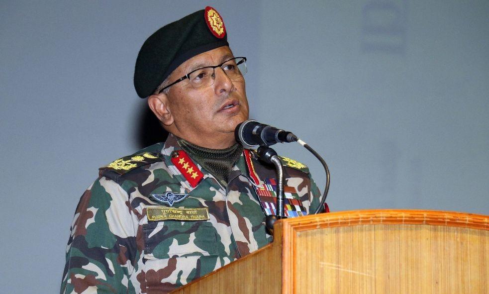 विप्लव समूह हिंसात्मक बाटोतर्फ अग्रसर भएको नेपालि सेनाको  निष्कर्ष