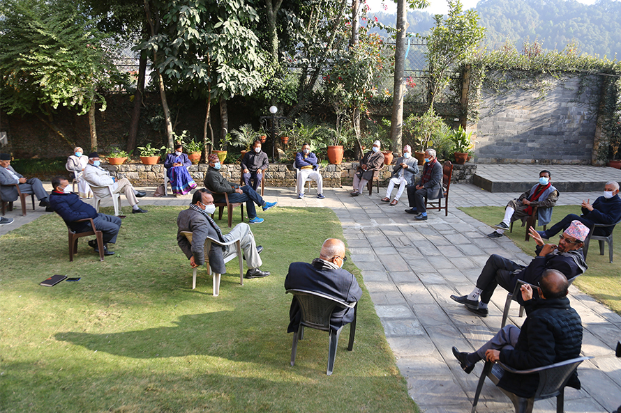 सत्तारुढ दल नेपाली कांग्रेसको पदाधिकारी बैठक आज बस्दै