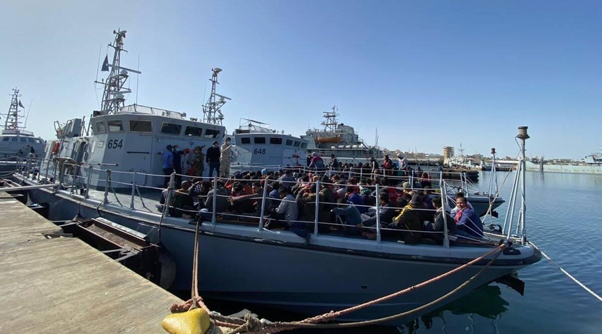 लिबियामा डुंगा दुर्घटना एकको मृत्यु १६ बेपत्ता