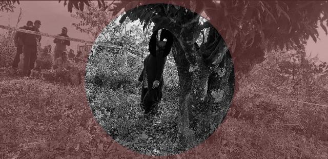 दैलेखकी एक महिला झुण्डिएको अवस्थामा मृत फेला